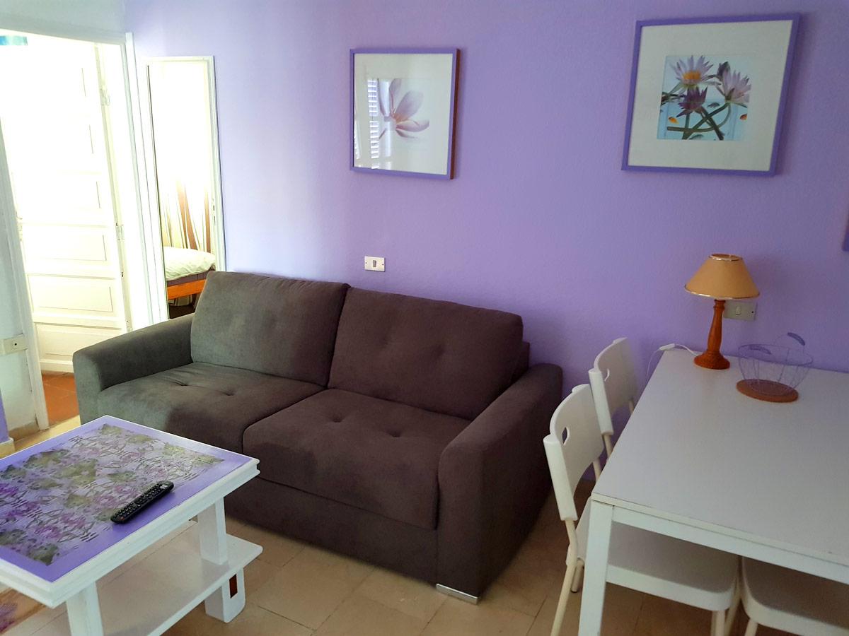 Suite 2 with garden patio – Vila Lavanda